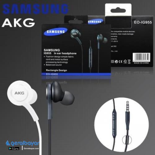 Aksesoris HEADSET - Headset Earphone AKG Samsung S8