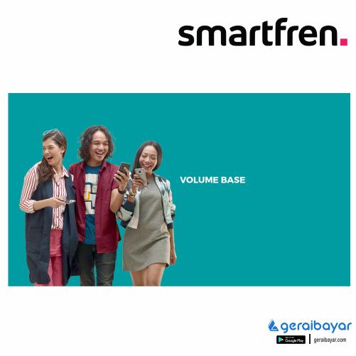 Paket Internet SMARTFREN DATA VOLUME - 40GB + 80GB ( 01-05 ) + Telp Sesama, 30 HARI