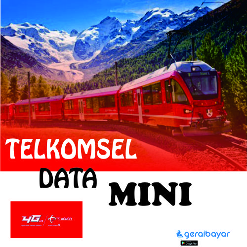 Paket Internet TELKOMSEL DATA MINI - DATA MINI 1 GB 24 JAM 7 HARI
