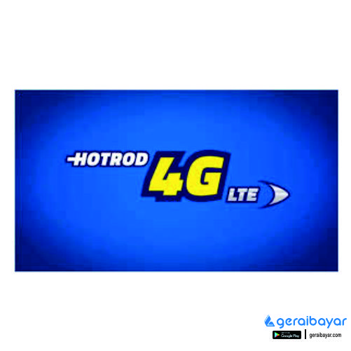 Paket Internet XL DATA HOTROD - HOTROD 8GB 3G/4G 24JAM, 30HARI
