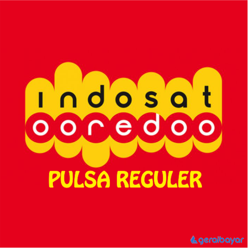 Pulsa INDOSAT REGULAR - INDOSAT REGULAR 40.000
