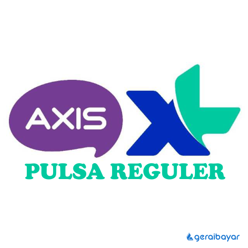 Pulsa XL AXIATA - AXIS REGULAR - XL AXIATA REGULAR 15.000