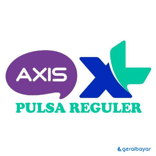 Pulsa XL AXIATA - AXIS REGULAR - XL AXIATA REGULAR 50.000